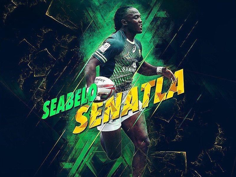 Senatla has that Sevens smile again