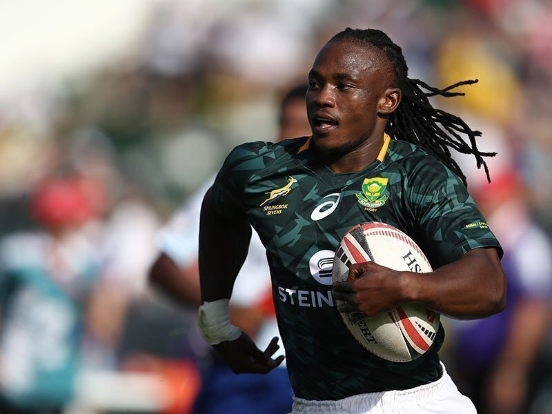 Cape Town Sevens: Senatla shines as Blitzboks down Russia