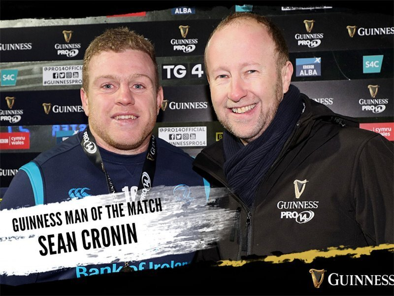 Leinster in dramatic win over Connacht