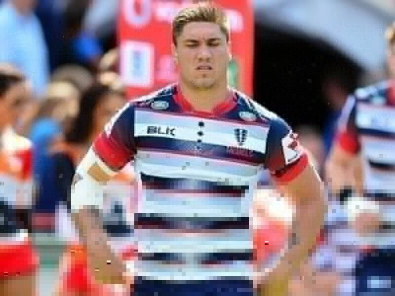 McMahon blow for Rebels and Wallabies