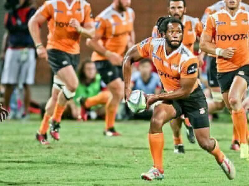 Petersen in Cheetahs swan song