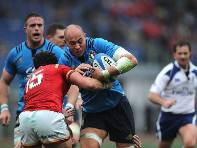 Parisse wary of wounded Ireland