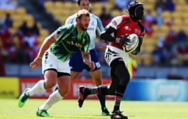 MIA Kenyan risks Sevens spot