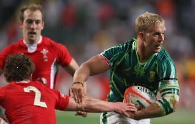 Brown to lead SA Sevens in Rome