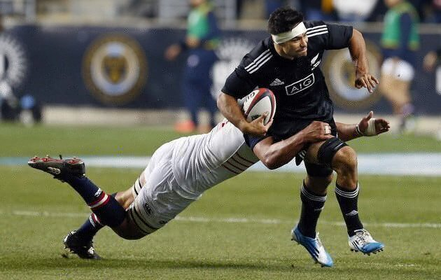 Bateman leads Maori past USA