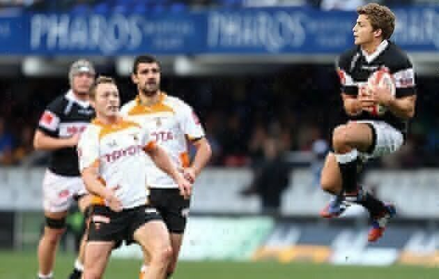 Sharks head to Newlands for Final