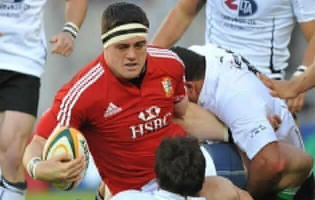 Sheridan rules out Lions call-up
