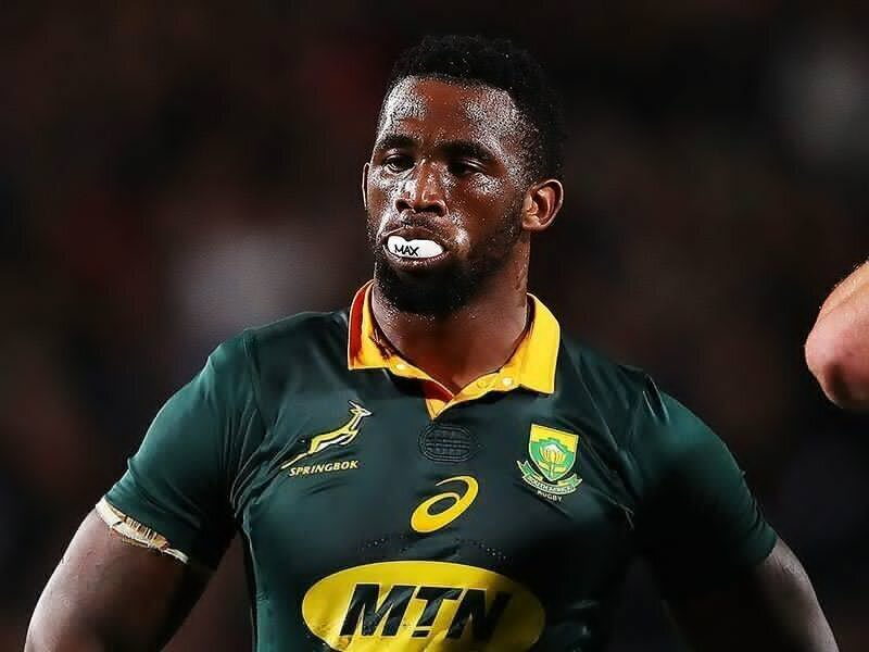World Rankings: Boks still third