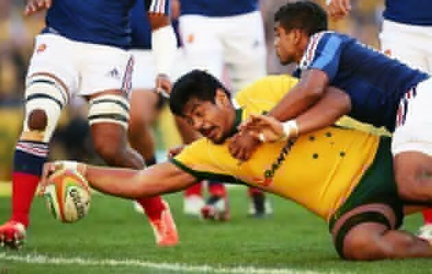 Wallabies finish France off
