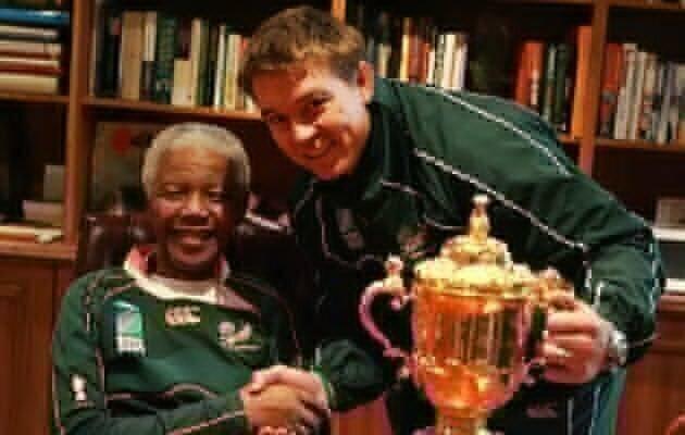 Mandela the ultimate captain