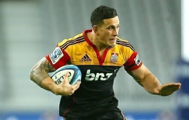 Sonny Bill to be a Chief again