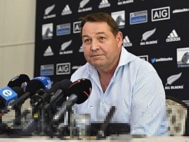 All Blacks set for 'game of three halves'