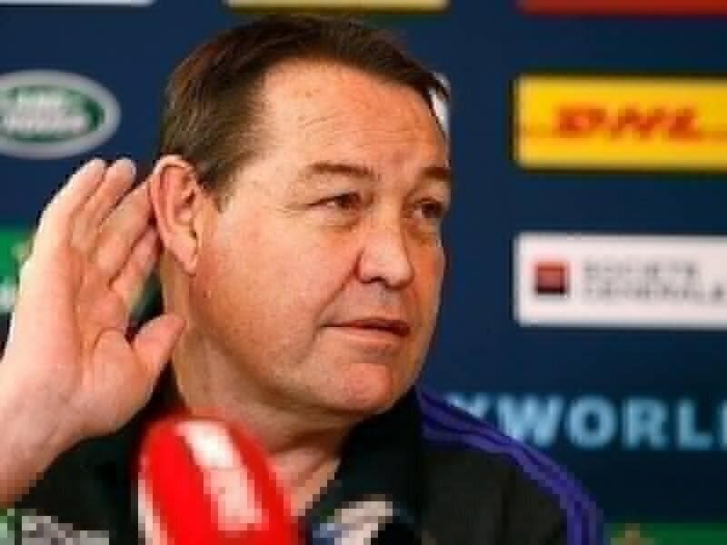 Hansen plays down England World Cup threat