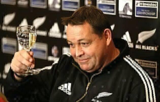 Hansen acclaims 'humble' All Blacks