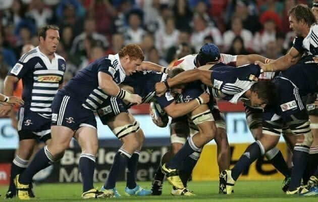 Stormers pack in the deep end?