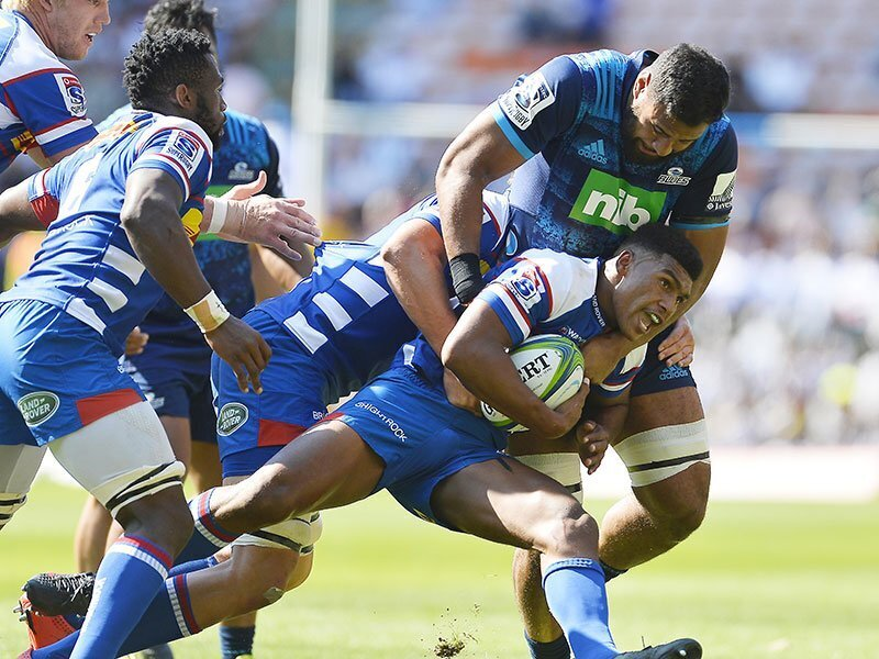 Brave Stormers blow Blues away
