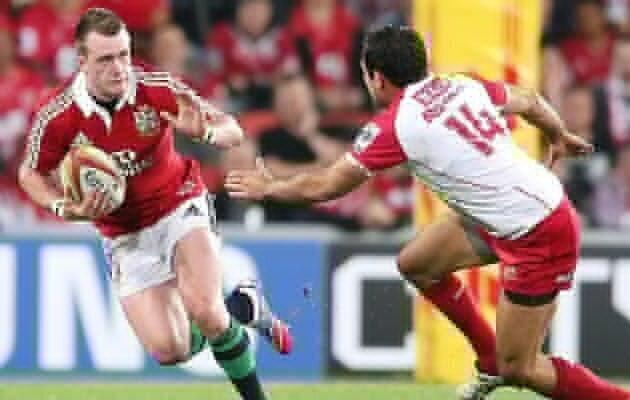 O'Driscoll leads B&I Lions again