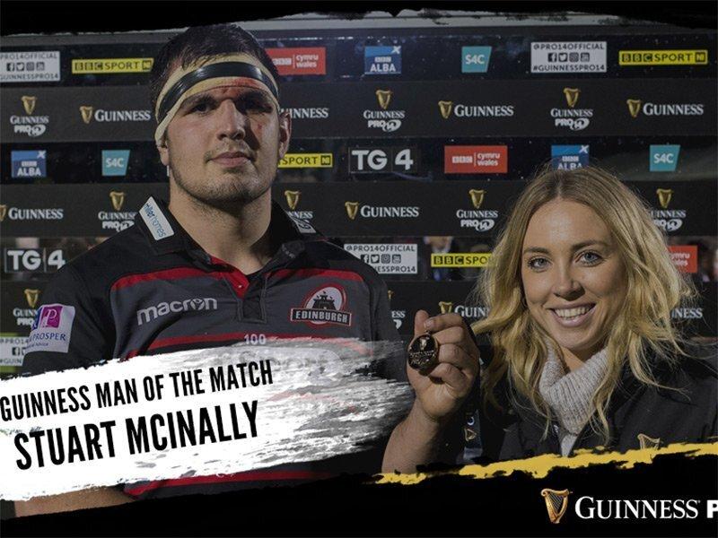 Weir boot seals Edinburgh victory