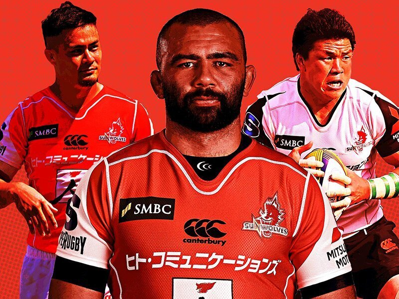 Sunwolves looking for stability