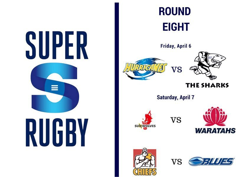 PREVIEW: Super Rugby, Round Eight - Part One