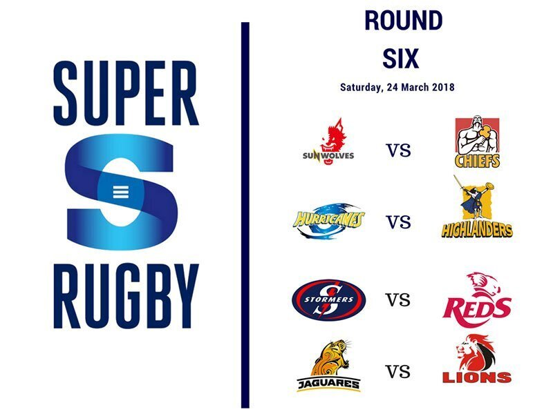 PREVIEW: Super Rugby, Round Six - Part Two