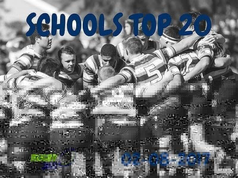 Schools Top 20 - August 2