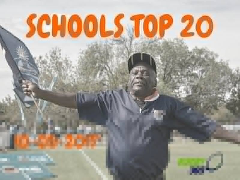 Schools Top 20 - May 10