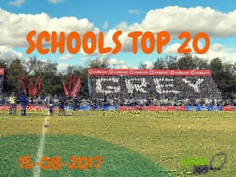 Schools Top 20 - August 15