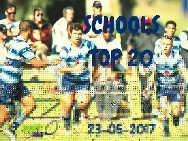Schools Top 20 - May 23