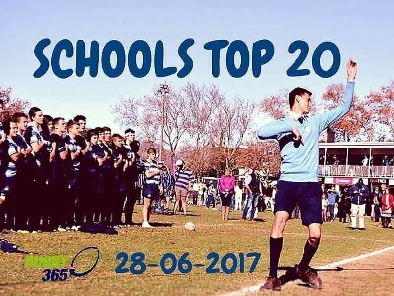 Schools Top 20 - June 28