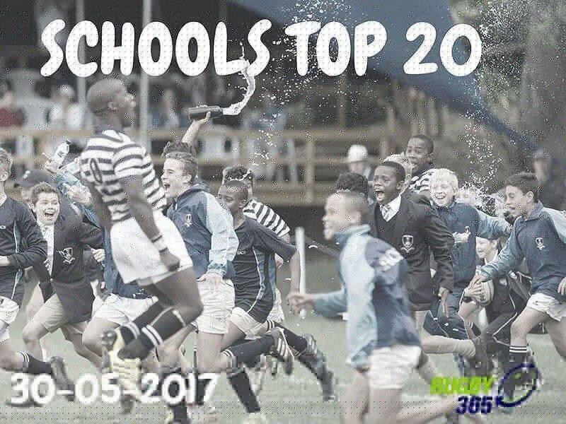 Schools Top 20 - May 30