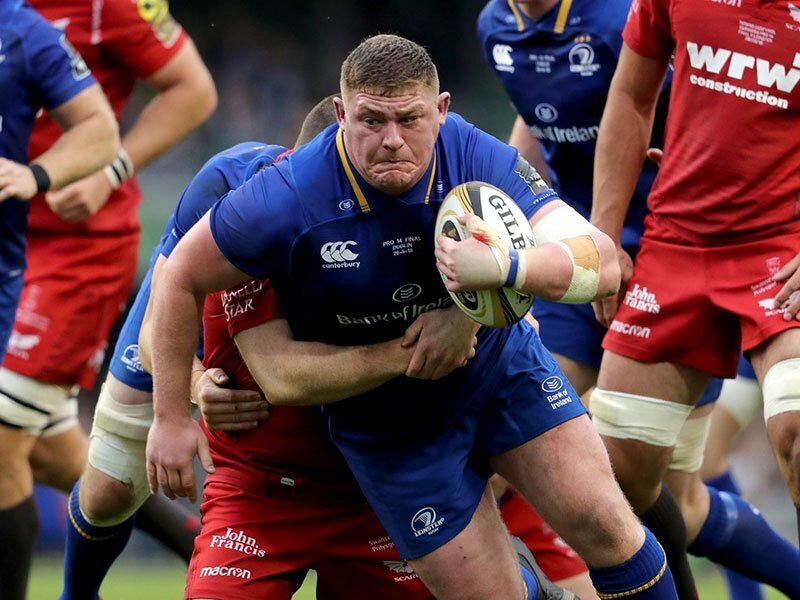 Leinster's good injury news before Scarlets match