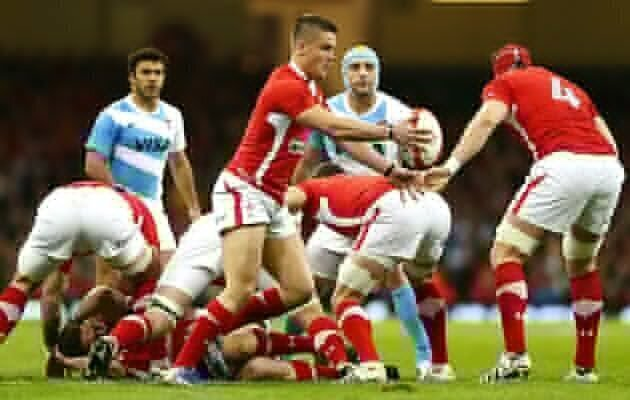 Wales search for 'positives'