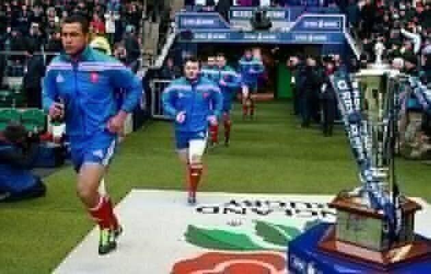 France lose captain Dusatoir