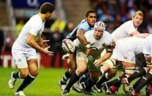 Thomas The Tank Back For England Australia Rugby365
