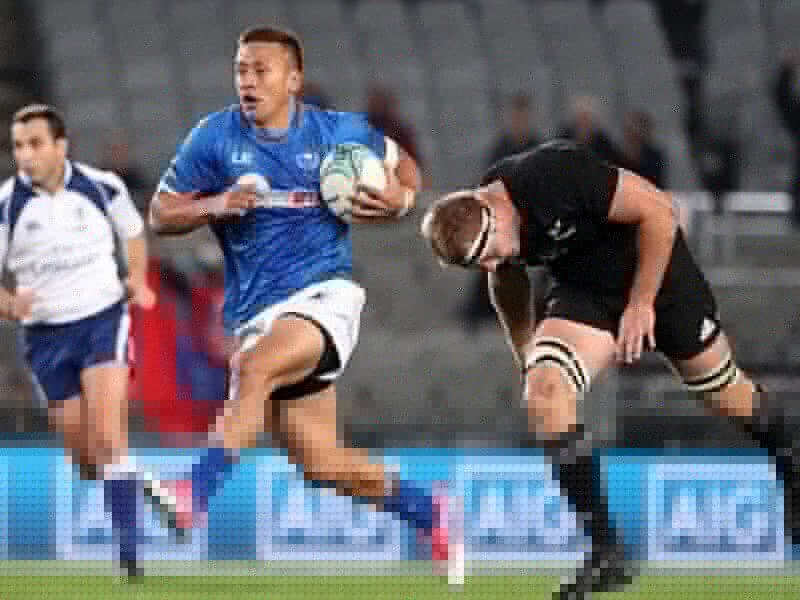 Samoan star joins Clermont