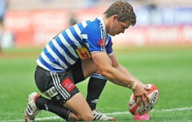 Sharks in WP flyhalf coup