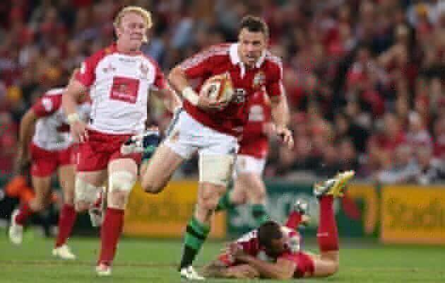 Bowe the latest Lions casualty