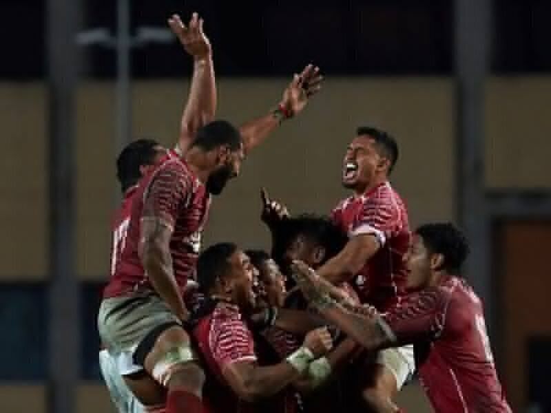 Tonga gifted World Cup spot