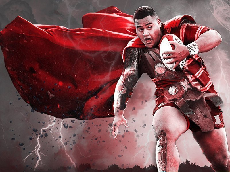 Analysis: How the Reds need to use the Tongan Thor