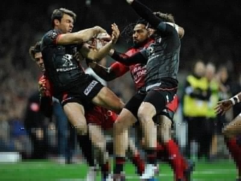 Top14: Toulouse down Toulon to go top