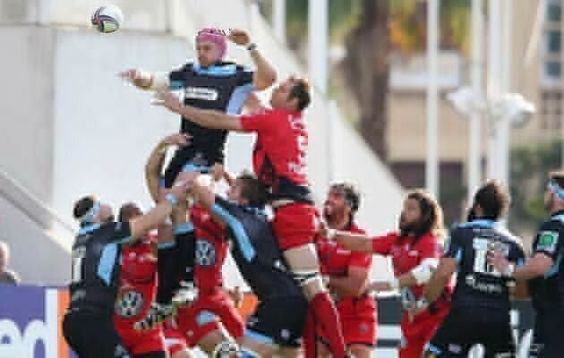 Williams fits right in at Toulon