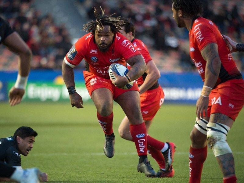French giants Toulon survive Bath scare