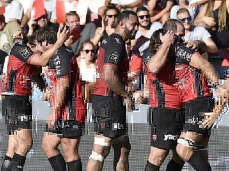 Toulon hit back with Toulouse win