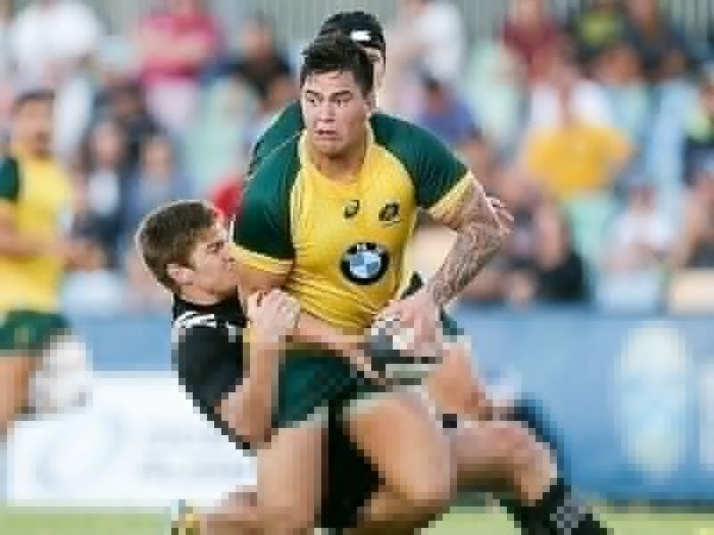 Wallaby U20 player of year picks New Zealand