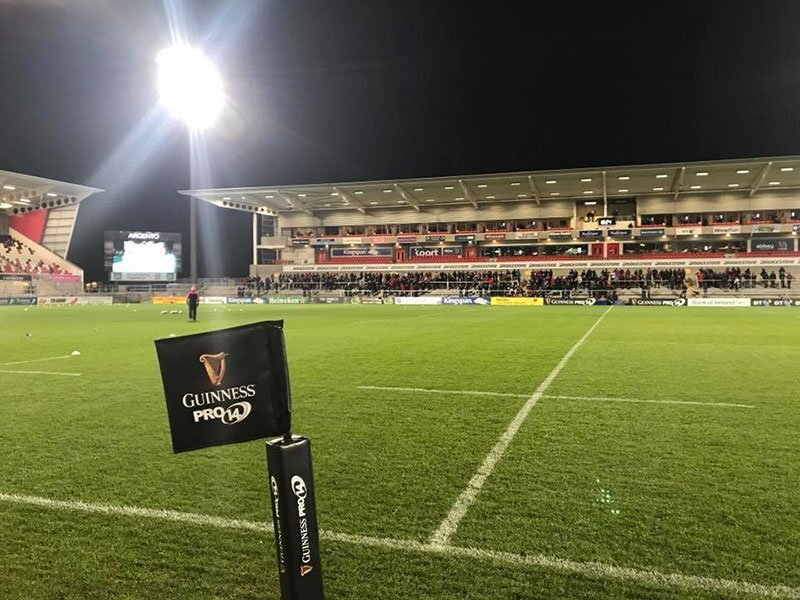 Trimble saves Ulster against Benetton