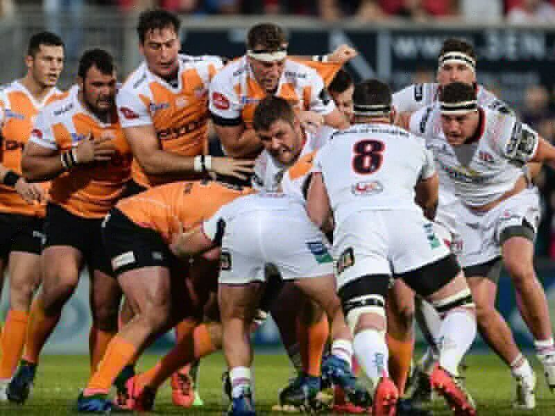 Ulster sink clumsy Cheetahs