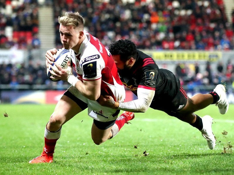 Ulster keep play-off hopes alive with Quins win