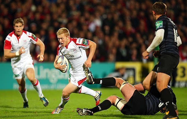 Jackson boots Ulster to opening win