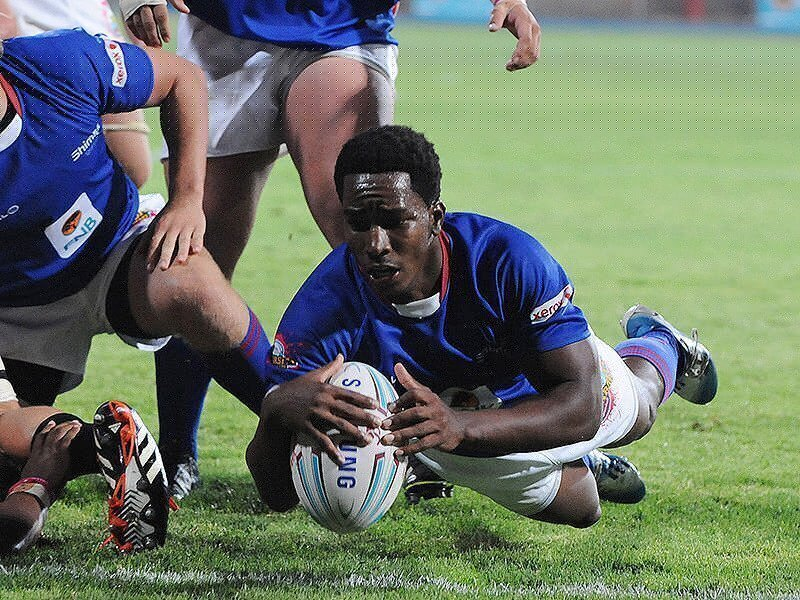 Varsity Cup: Nine-point try